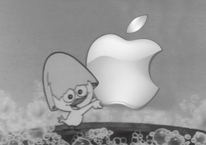 Apple per le aziende non è più Calimero