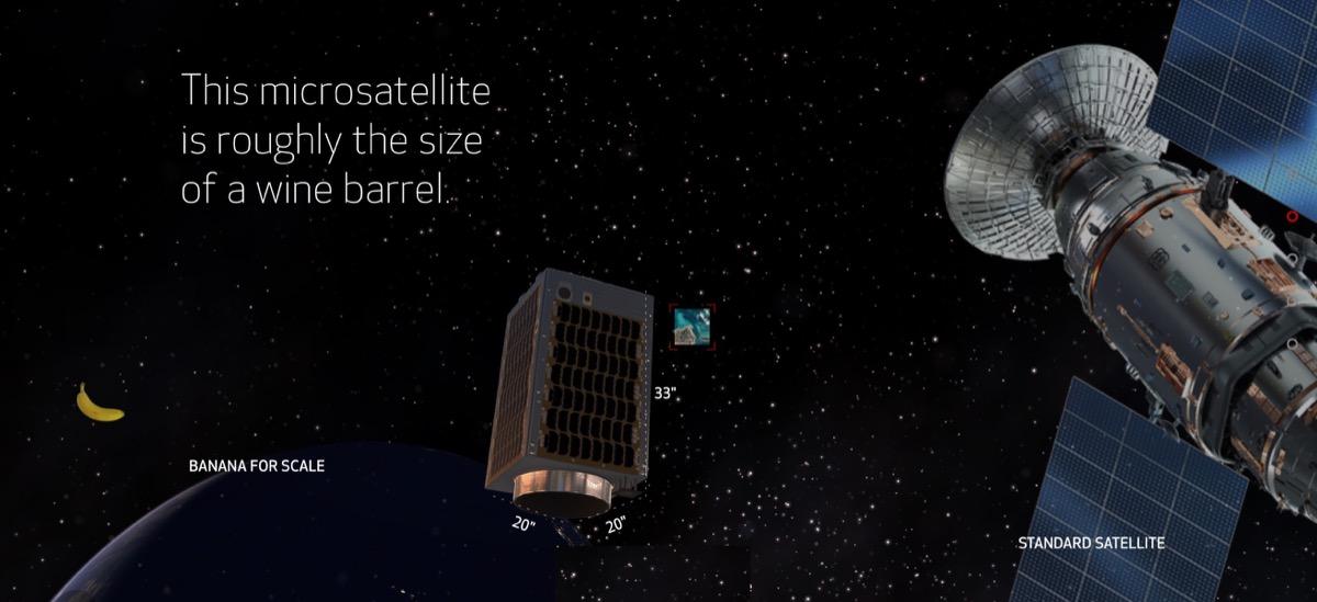 canon foto satellite