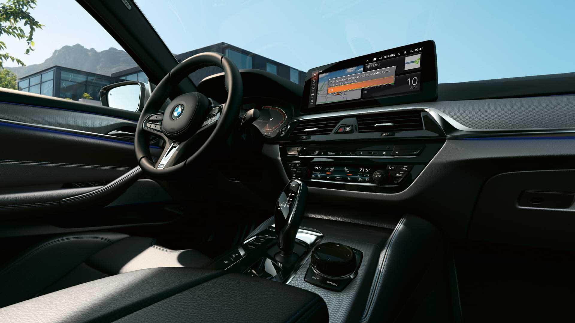 BMW si prepara ad integrare nei veicoli la versione Ultrawide Band della Car Key di Apple