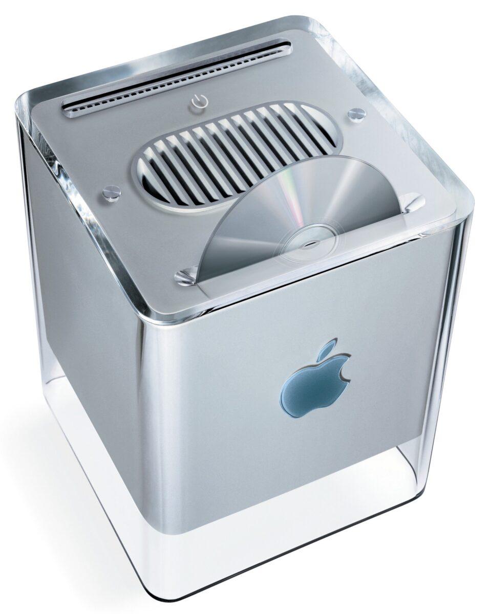 Apple al lavoro su due nuovi Mac Pro, uno dei quali simile al Power Mac G4 Cube