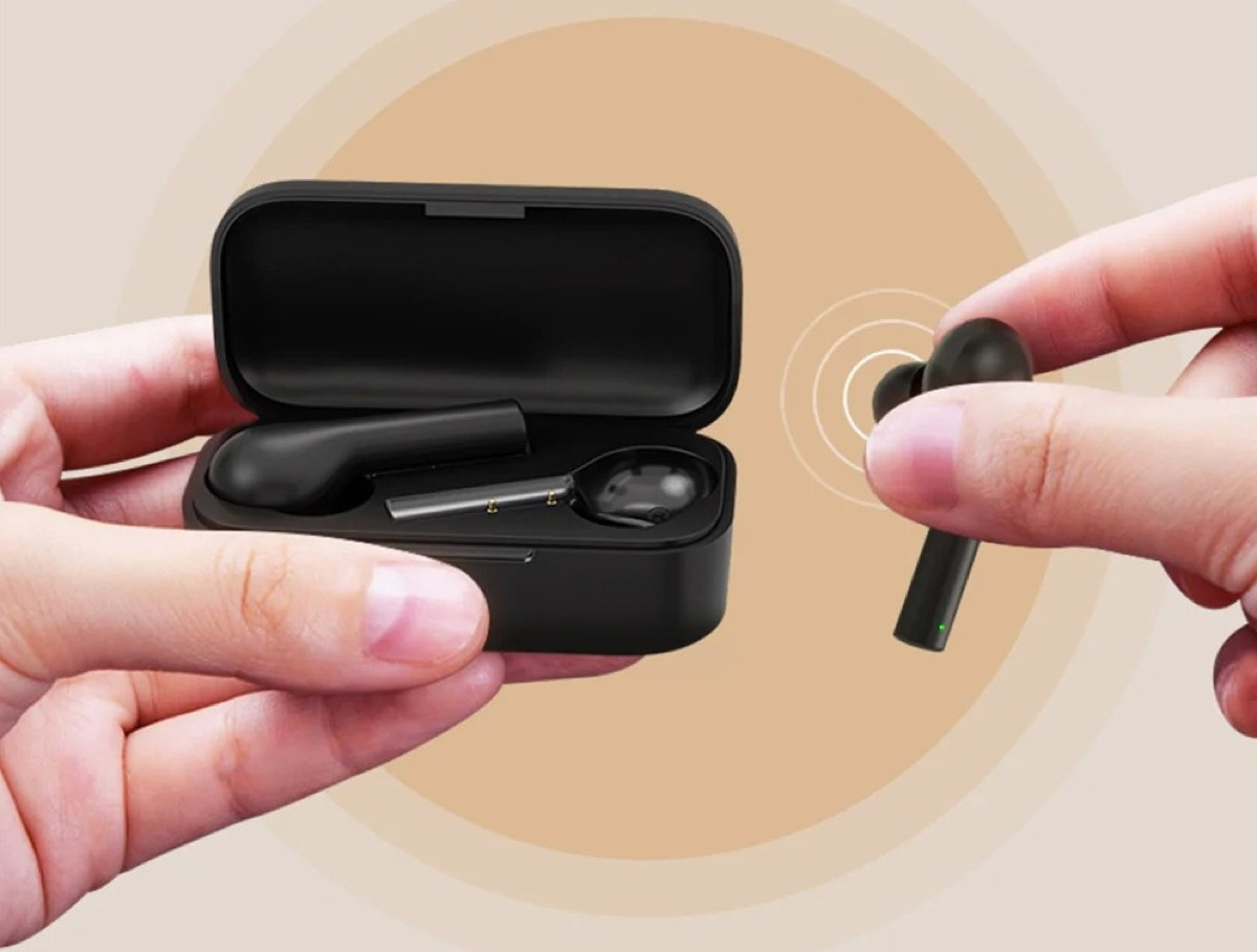 Solo 14 € le cuffie auricolari true wireless QCY T5 con 25 ore di autonomia
