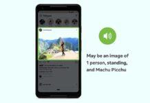 Facebook migliora l'IA che descrive le foto agli utenti con disabilità visive