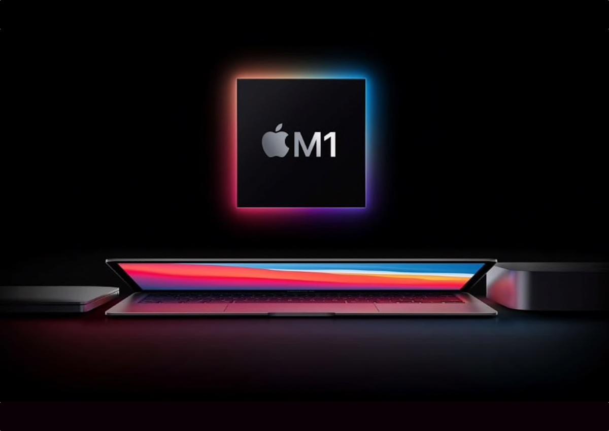 Il rivoluzionario processore Apple M1