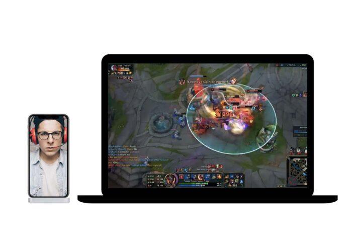 Eyeware Beam sfrutta il sistema TrueDepth di iPhone per capire come l'utente muove gli occhi e la testa