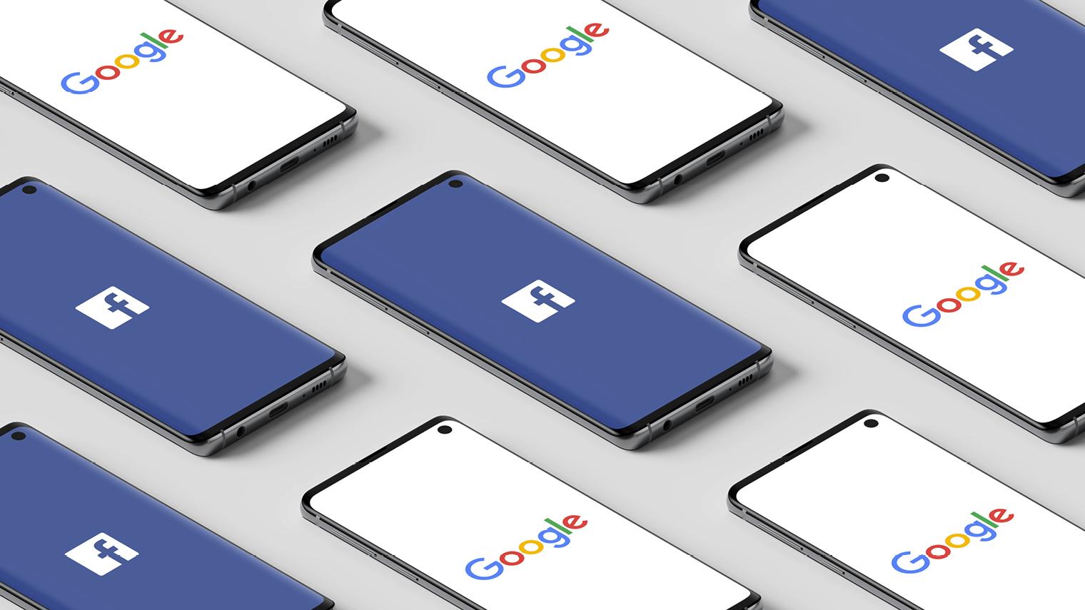 Il problabile accordo che Facebook e Google hanno concluso per ridurre la concorrenza pubblicitaria