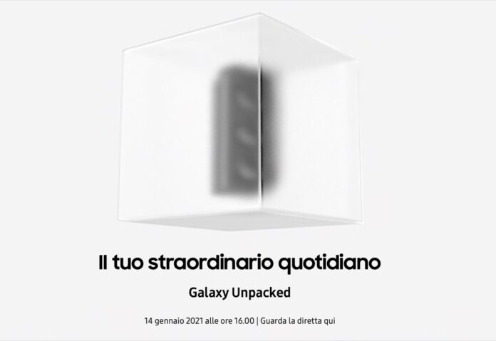 galaxy s21 conferma samsung 14 gennaio evento