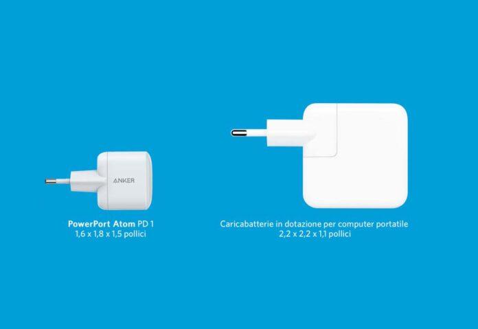 Apple studia un alimentatore più piccolo ed efficiente per i suoi dispositivi