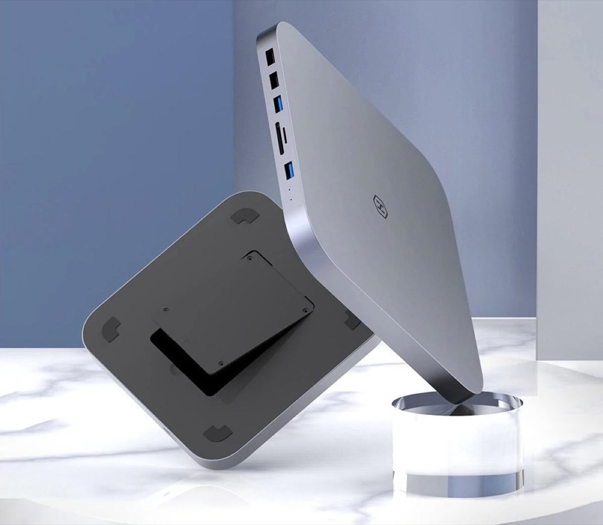 HAGIBIS MC25 è il case hard disk con interfacce perfetto per Mac Mini ma non solo