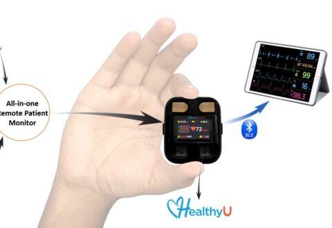 HealthyU: monitoraggio smart dei pazienti tutto in uno per la telemedicina e il benessere