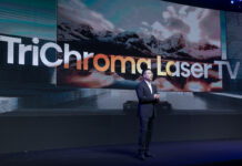 CES 2021: Hisense presenta TriChroma Laser TV con gamma cromatica ampliata
