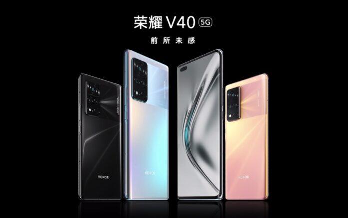 Arriva HONOR View40, il primo smartphone staccato da Huawei