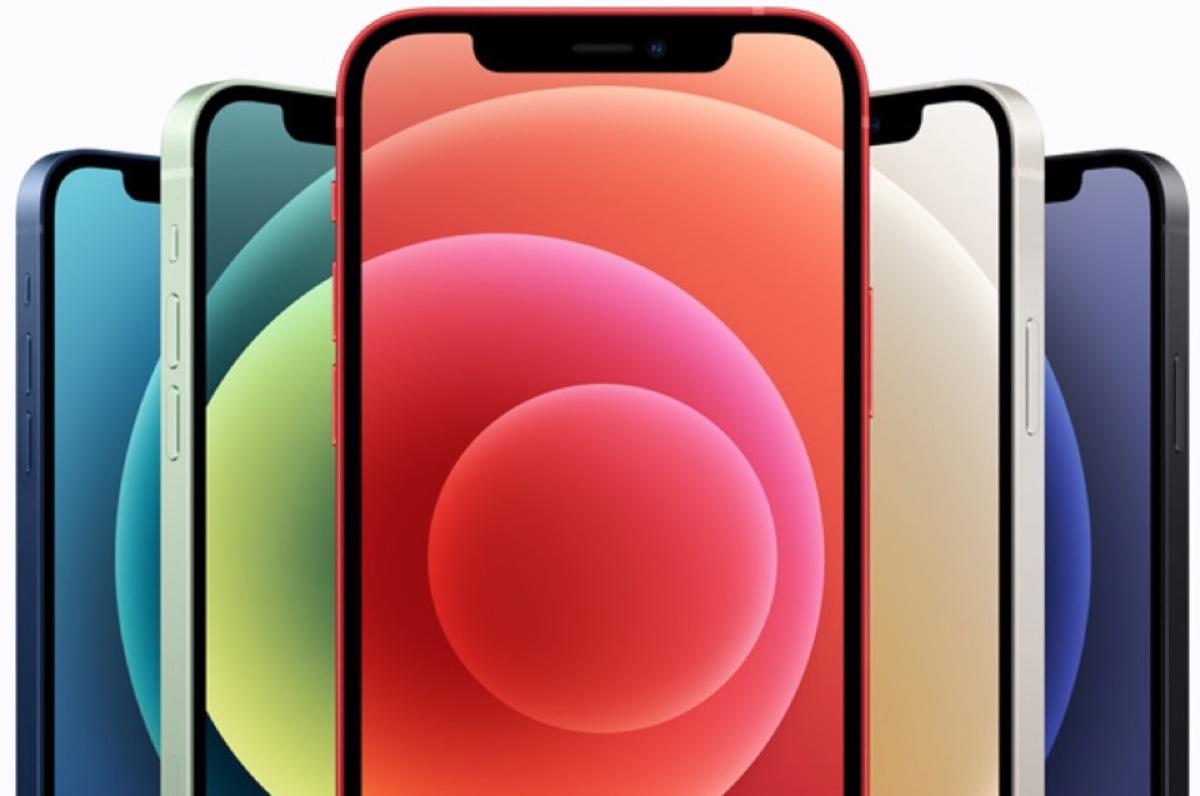 BOE e Luxvisions Innovation forniscono parti per iPhone 12