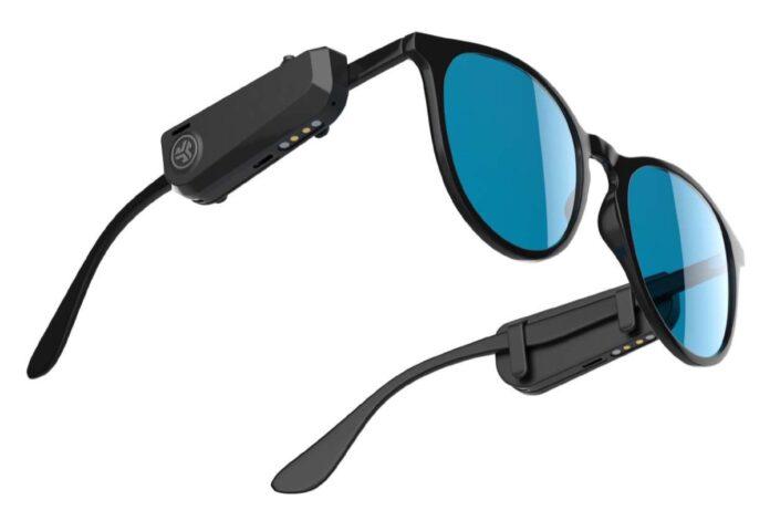 JBuds Frames, gli altoparlanti universali per occhiali al CES 2021