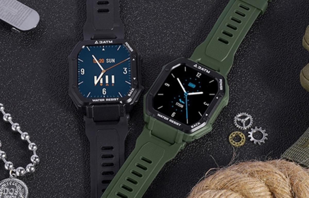 Kospet Rock, smartwatch anti-tutto in of …