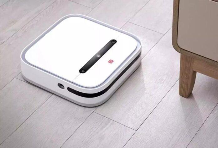 Robot lava pavimenti automatico SWDK ZDG300S in offerta a poco più di 200 €