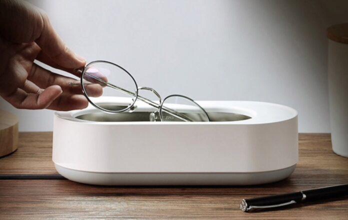 Lavatrice ad ultrasuoni per piccoli oggetti in offerta lampo a 33 euro