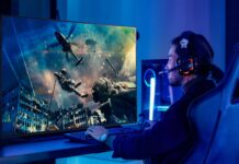 Al CES 2021 LG presenterà una TV OLED da gioco pieghevole