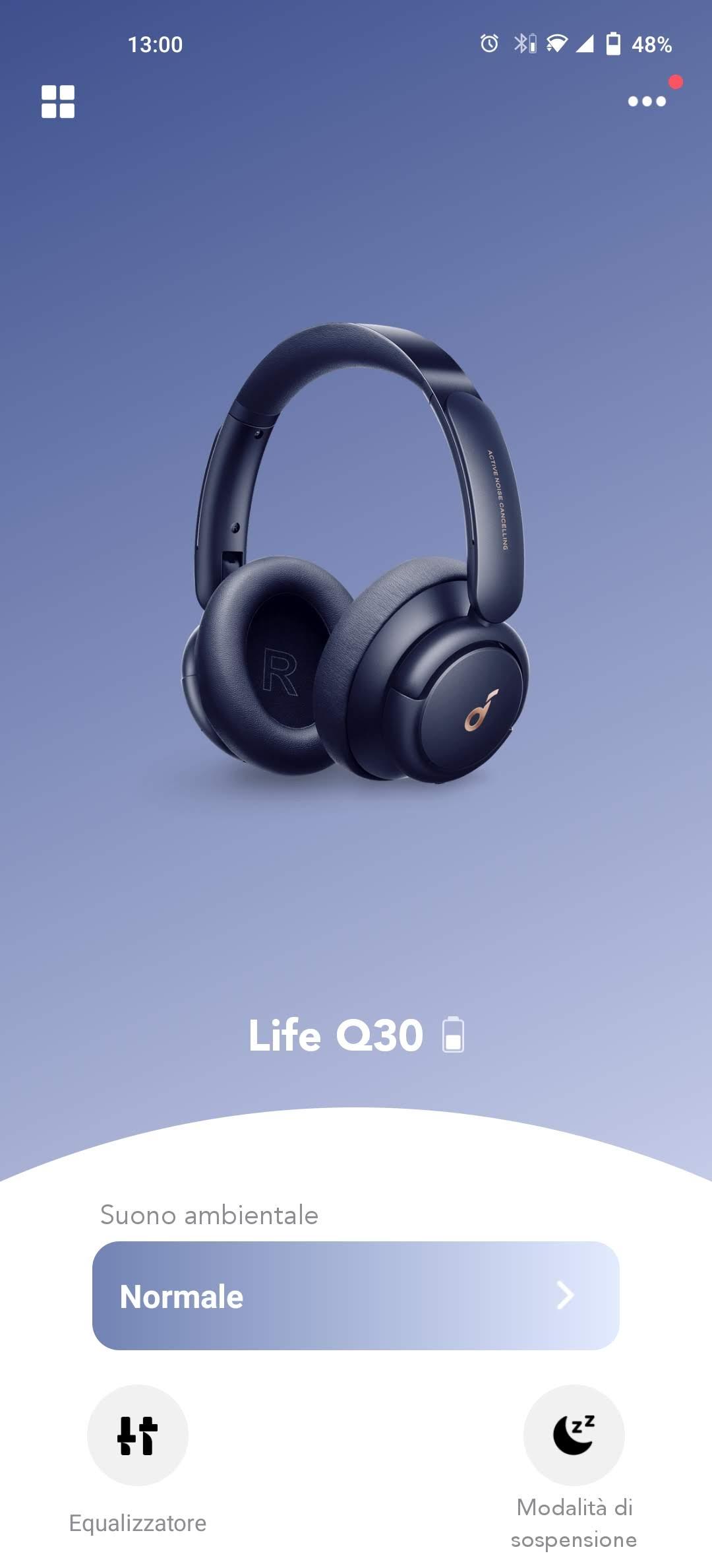 Recensione cuffie Soundcore Life Q30