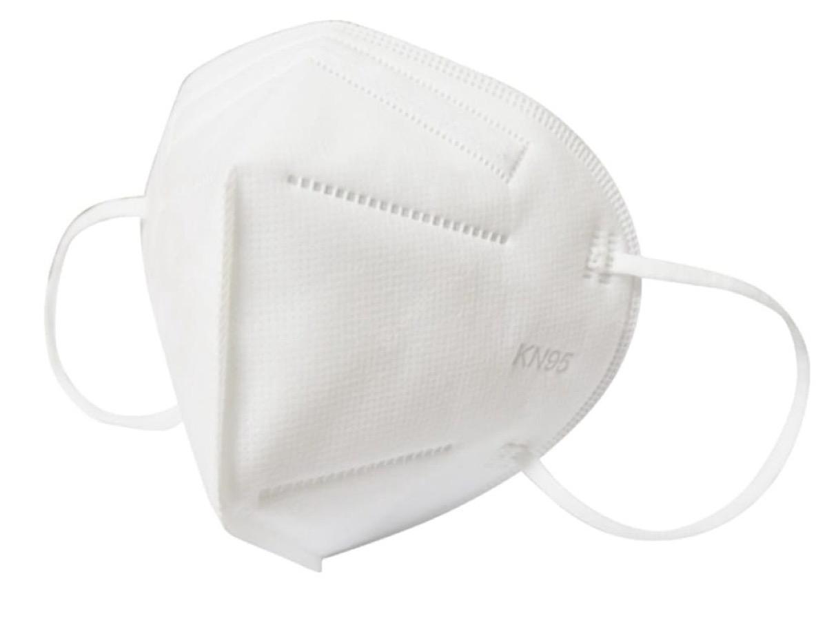 Solo 0,49 € mascherine di protezione N95 e KN95 (FFP2); fra i prezzo più bassi di sempre
