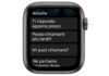 Come creare messaggi personalizzati per l'Apple Watch