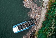 Audi e altri partner rimuovono residui plastici dal Danubio
