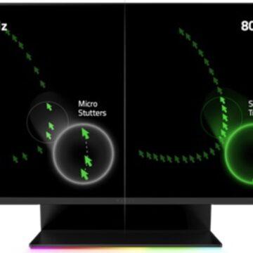 Razer Viper 8KHz, il mouse da gaming è una scheggia: viaggia a 8.000 Hz