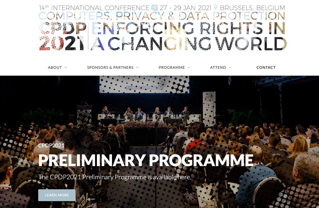 Tim Cook si unirà alla CPDP, la piattaforma all'avanguardia nella difesa della privacy