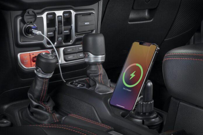 Scosche MagSafe supporto auto ces 2021