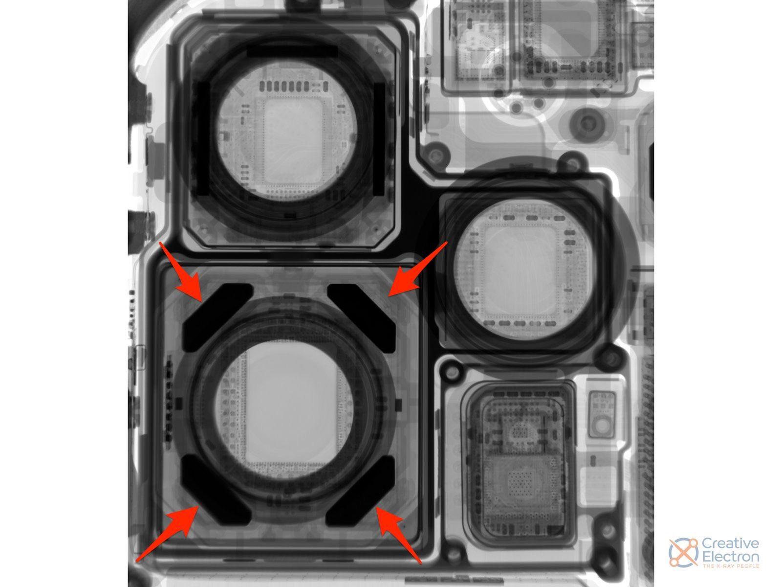 Il sensore di stabilizzazione atteso su tutti gli iPhone 13