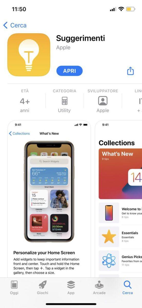Apple mette la Privacy nei consigli iOS