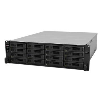 Nuove unità RackStation di Synology per l'archiviazione high-end
