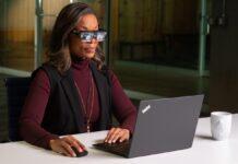 Lenovo ThinkReality A3: gli smart glasses per le aziende