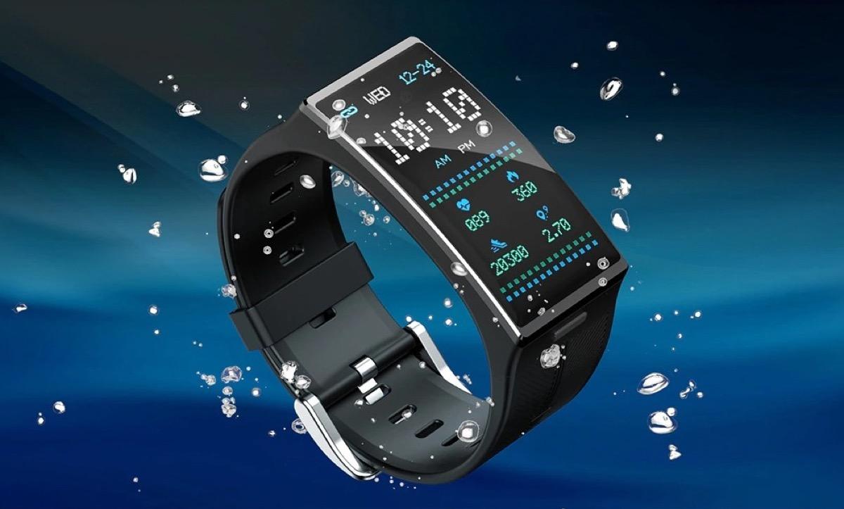 TICWRIS GTX è l'ibrido fra smartwatch e smartband in offerta a portata di polso
