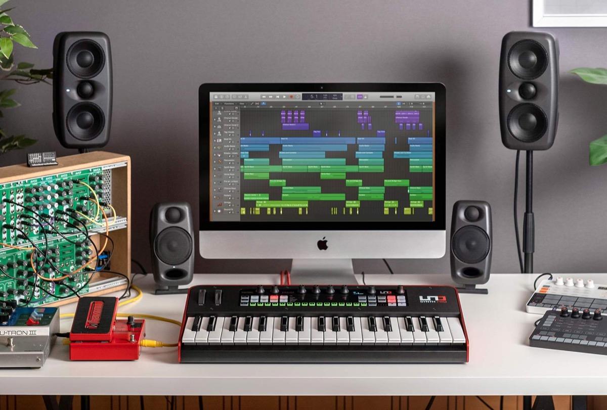 UNO Synth Pro è l'evoluzione del sint …