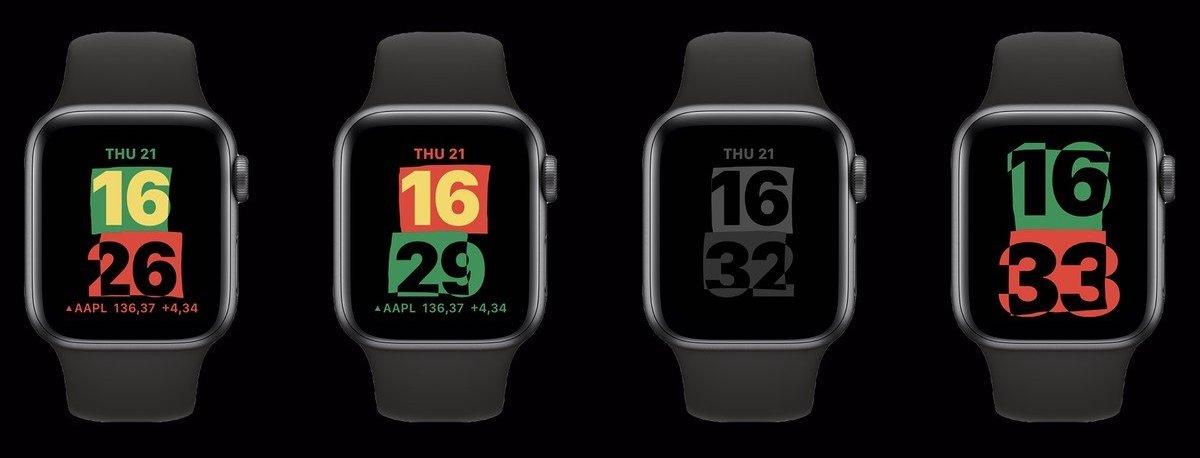 Il quadrante Unity per Apple Watch arriva con watchOS 7.3
