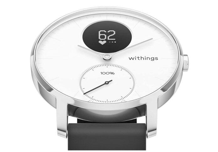 Withings Steel HR-Smart watch in supersconto: il super sottile che traccia la vostra salute