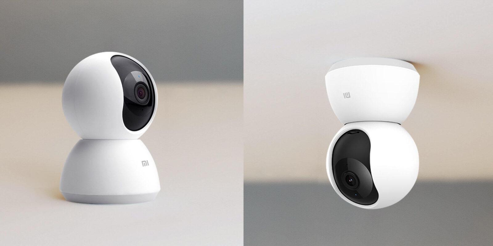 Solo 30 € la Xiaomi Mi Home, evoluta videocamera Wi-Fi di sicurezza, per una casa più sicura