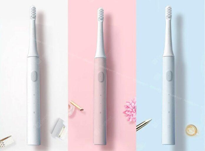 Solo 7 € per lo spazzolino elettrico sonico Xiaomi Mijia T100, il più economico di sempre