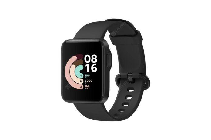 Xiaomi Mi Watch Lite, il più economico dei cloni Apple Watch costa 47 euro