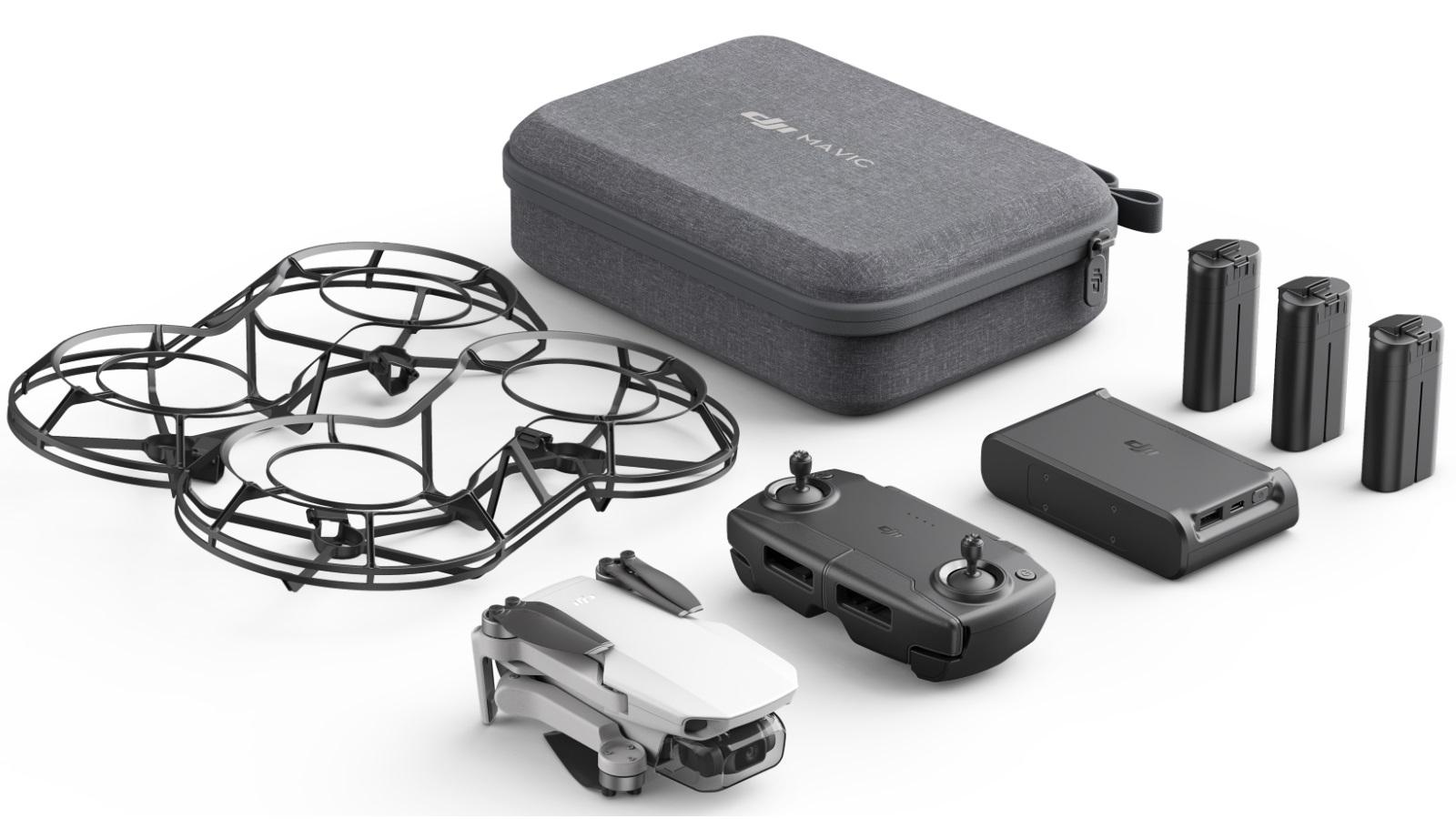 DJI Mavic Mini Combo ricondizionato e con DJI Care Refresh a 342 euro su Amazon