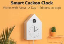 Amazon come Kickstarter, tra i primi progetti l'orologio a cucù smart