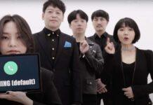 Un gruppo a cappella coreano ha ricreato le suonerie dell'iPhone