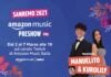 Amazon Sanremo 2021 con PreShow, comandi Alexa e playlist dedicate