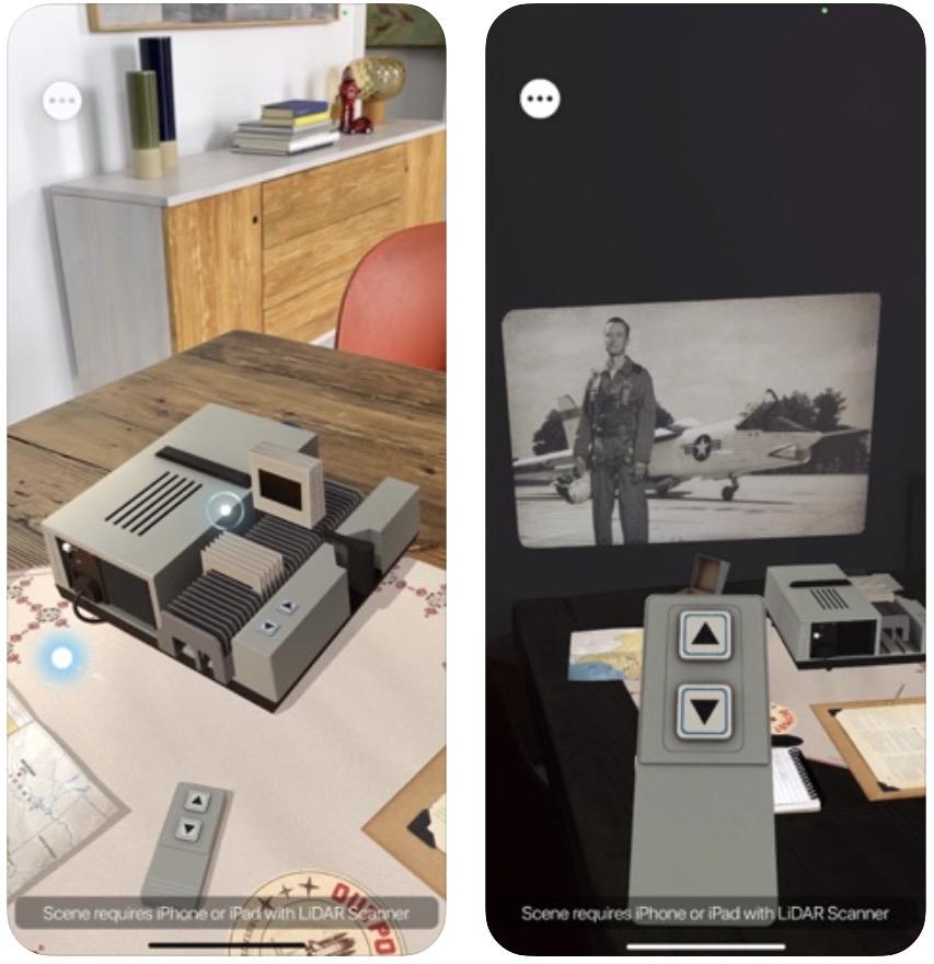 Apple lancia l'app di realtà aumentata For All Mankind Time Capsule