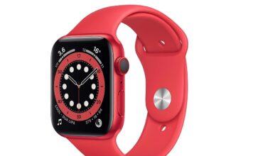 Apple Watch 6 Cellular 44mm al minimo storico: solo 449 euro