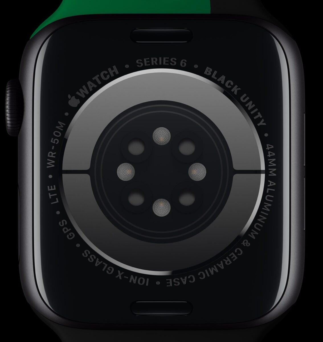 Apple Watch Serie 6 Black Unity disponibile da oggi in Italia