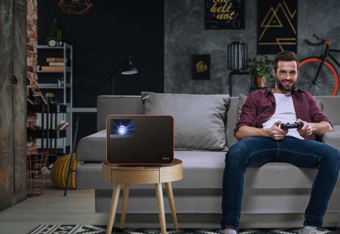 BenQ X1300i, anche in Italia il videoproiettore gaming 4RGB LED completamente immersivo