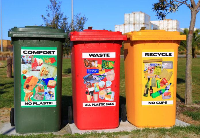 I bidoni della spazzatura di Dublino sono smart