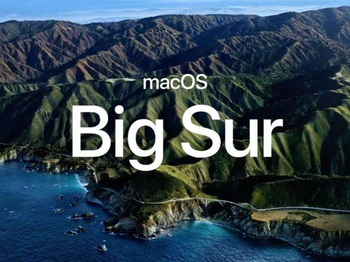 Apple rilascia la seconda beta pubblica di macOS Big Sur 11.3