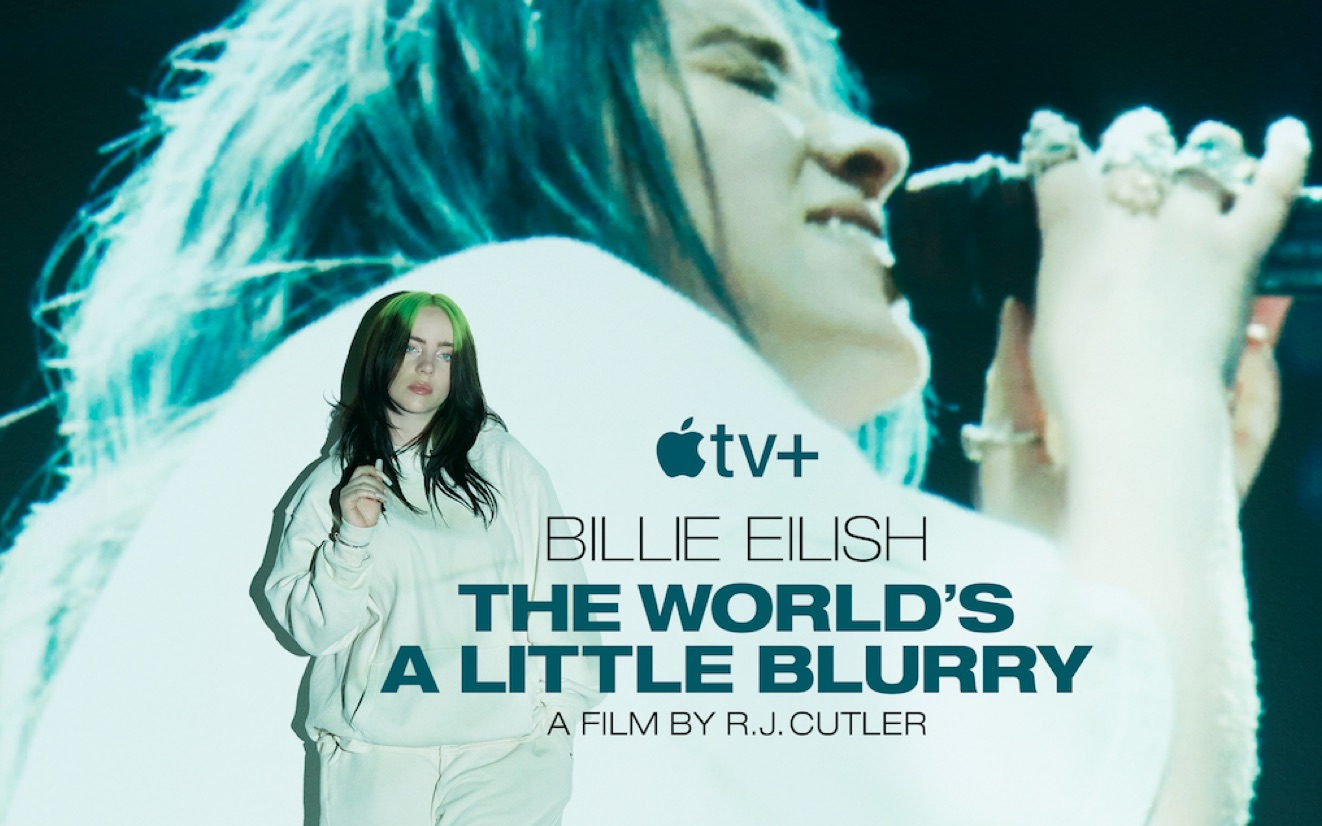 Billie Eilish, il documentario arriva su …